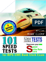 101 Speed Test (1)