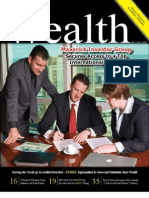 Real Estate WEALTH Magazine PART TWO
