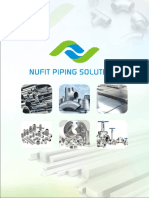 Nufit Piping Solutions Brochure