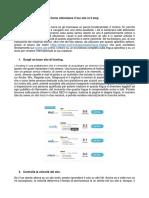 1. Come ottimizzare il tuo sito.docx