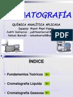 Presentación CROMATOGRAFÍA - Versión 1