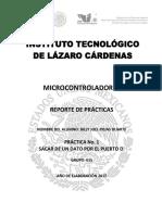 Reporte Practica - 1