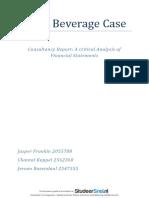Delta Case Solution 1