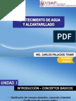 Abastecimiento de Agua y Alcantarillado- AGUA FRIA Y CALIENTE