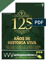 Diario Oficial Santiago Wanderers - edición 1 - año 1