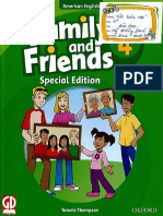 Family and Friends 4 Special Edition Student Book