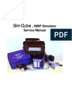 Pronk SimCube NIBP Simulator - Service Manual