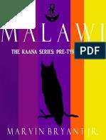 Malawi Book