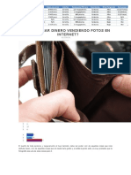 Cómo Ganar Dinero Vendiendo Fotos en Internet