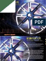Heavy Gear DP9-056 - Return to Cats Eye