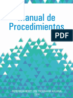 Manual de Procedimientos -Reperfilamiento Prog. Aduana 2014 Final (4) (1)
