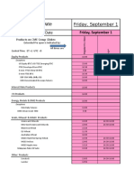 CME 2017 Labor Day Holiday Schedule