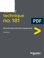Directional Protection Equipment