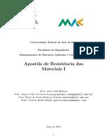 Apostila Resistencia dos Materias I.pdf