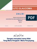 ACUTE GLAUCOMA.pptx