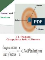 [2] Sub-Atomic Particles
