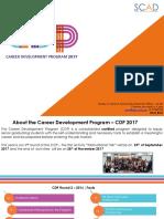 Career Development Program 2017