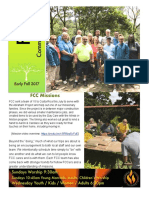 FCC Newsletter Early Fall 2017