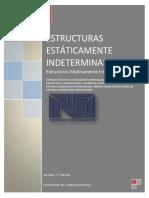 Estructuras Estaticamente Indeterminadas Unidad i 2