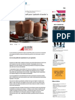 La Estrategia de Nescafé Para 'Quitarle El Sueño' a Starbucks • Forbes Mexico