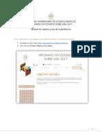 SUEA.diplomado.2017.Registro y Uso de Plataforma.25.01.2016