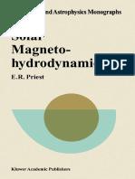 [E.R. Priest] Solar Magnetohydrodynamics
