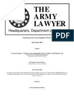 Military's DNA Repository Legal View