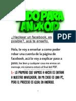 Como Hackear Facebook by Hector