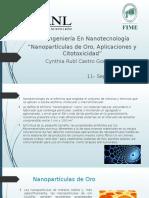 Presentacion Fundamentos de Nanotecnologia