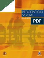 Estudios Conferencias Percepcion Social Riesgo