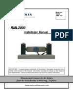 Neptune Actaris Rml2000 Ins Manual