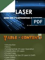 Basic of Laser