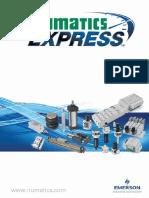 Numatics Express Shipping Program Catalog