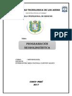 Monografia P.neurolinguistica NP