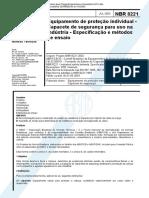 Nbr 8221 - Epi Capacete De Seguranca Para Uso Industrial.pdf