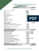 Informe Financiero ANPA Agosto 2017