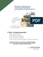 Peritacion, Valoraciones y Tasaciones Inmobiliares-gestion Entorno Web