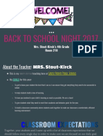 back to school night 2017 pptx
