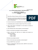 Estudo Dirigido NR 15