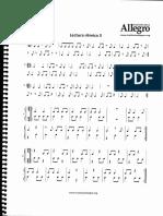 Leccion de musica primer nivel 3r