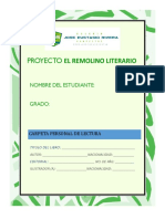Fichas de Lectura