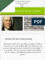 Presentación Bach