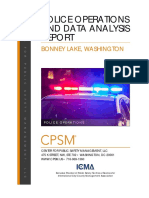 CPSM Final Report on BLPD