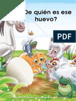 1 De quién es ese huevo