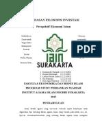 Pengertian Manajemen Investasi Syariah