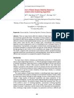Evaluación de La Estabilidad de Taludes Mediante Algoritmos de Agrupación de Hormigas Aleatorias