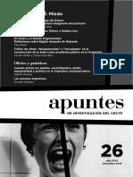 Sidicaro Las Anomias Argentinas