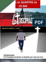 Andar No Espírito - A Cruz