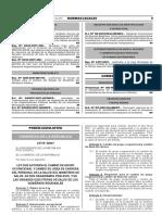 MINSA-Ley Que Autoriza El Cambio de Grupo Ocupacional