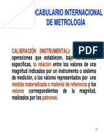 Diapositiva Vocabulario Internacional Metrologia